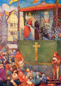 14th century fun!