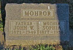 JohnMohrorheadstone