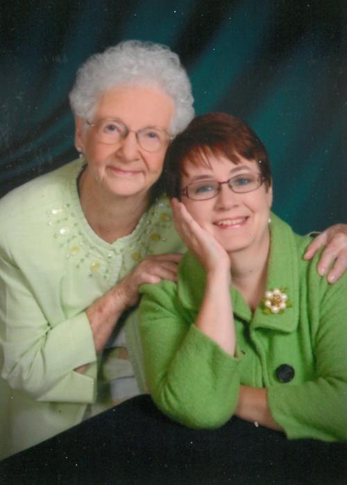 Two classy ladies